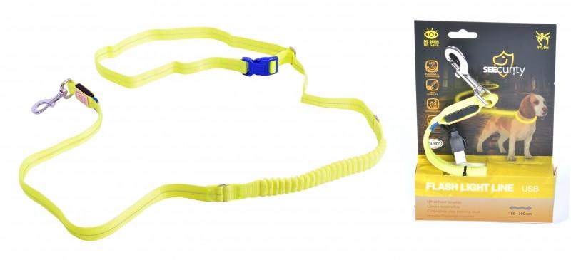 Jogginglijn met licht 200 cm