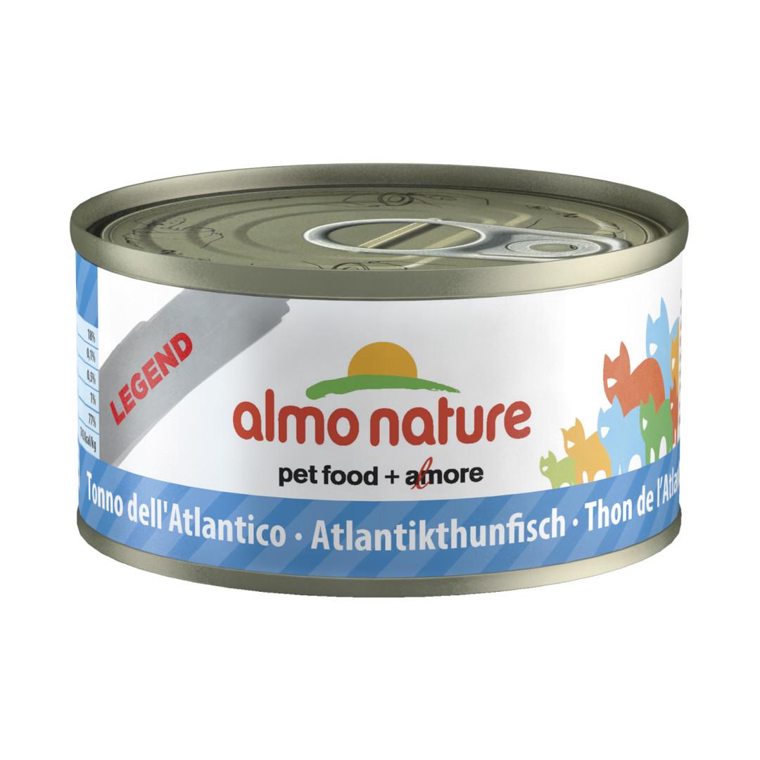 Almo Nature kattenvoer Legend atlantische tonijn 70 gr