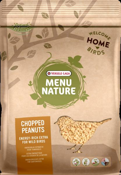 Menu Nature Chopped peanuts 1 kg
