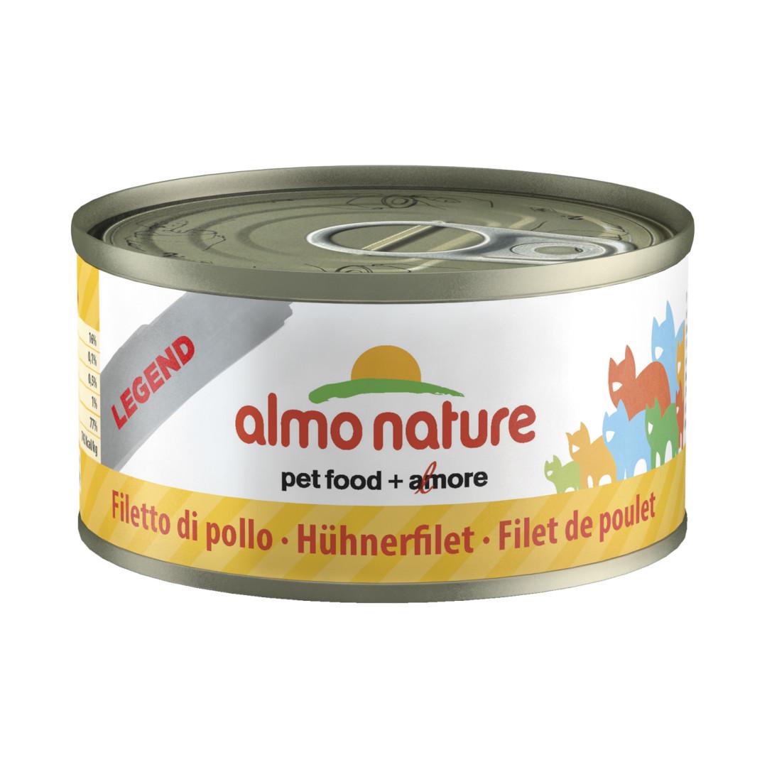 Almo Nature kattenvoer Legend kipfilet 70 gr