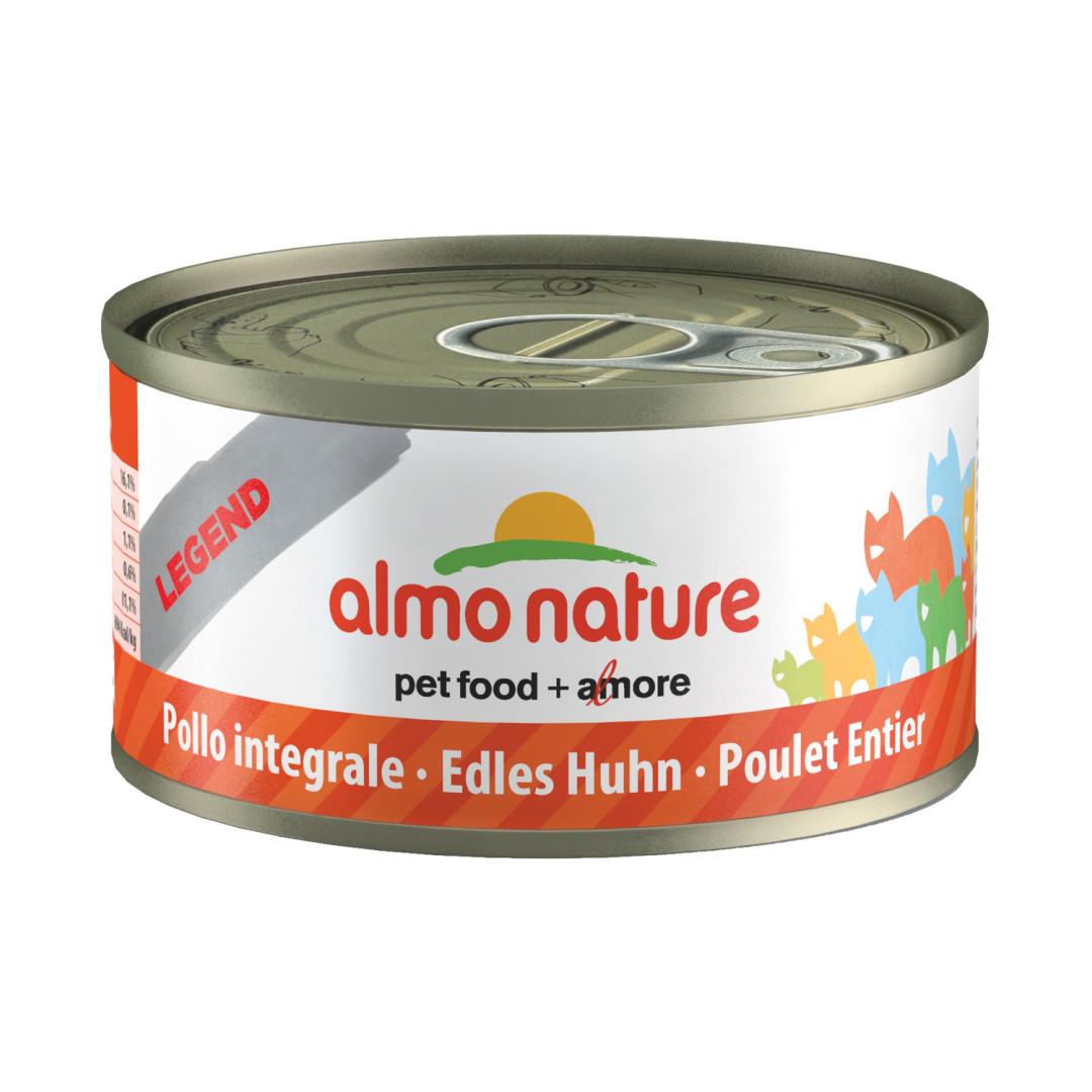 Almo Nature kattenvoer Legend imperial kip <br>70 gr