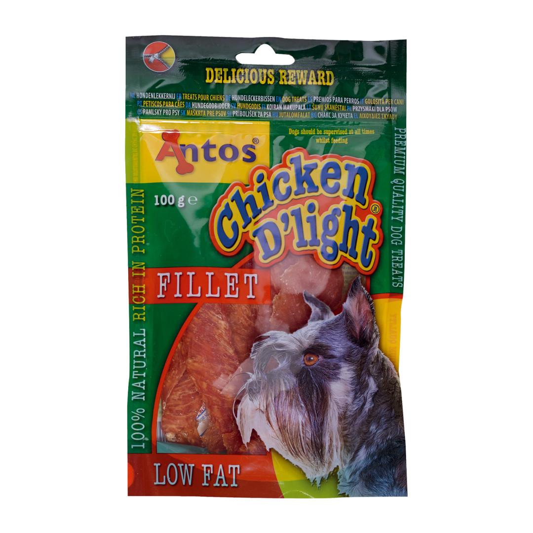 Antos Chicken D'Light Fillet 100 gram