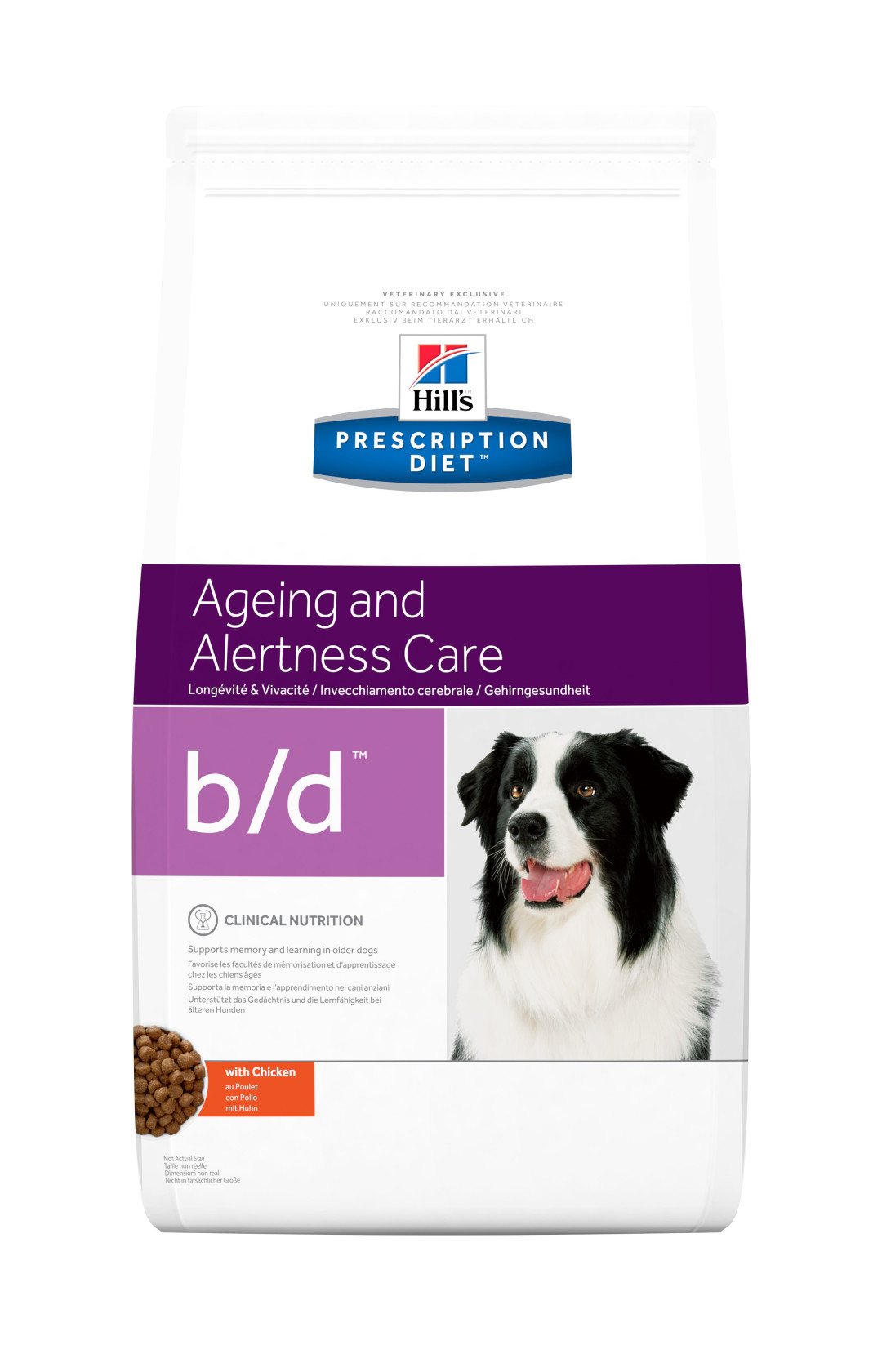 Hill's Prescription Diet hondenvoer b/d 12 kg
