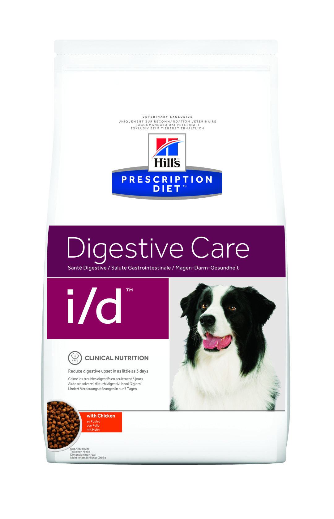 Hill's Prescription Diet hondenvoer i/d 12 kg