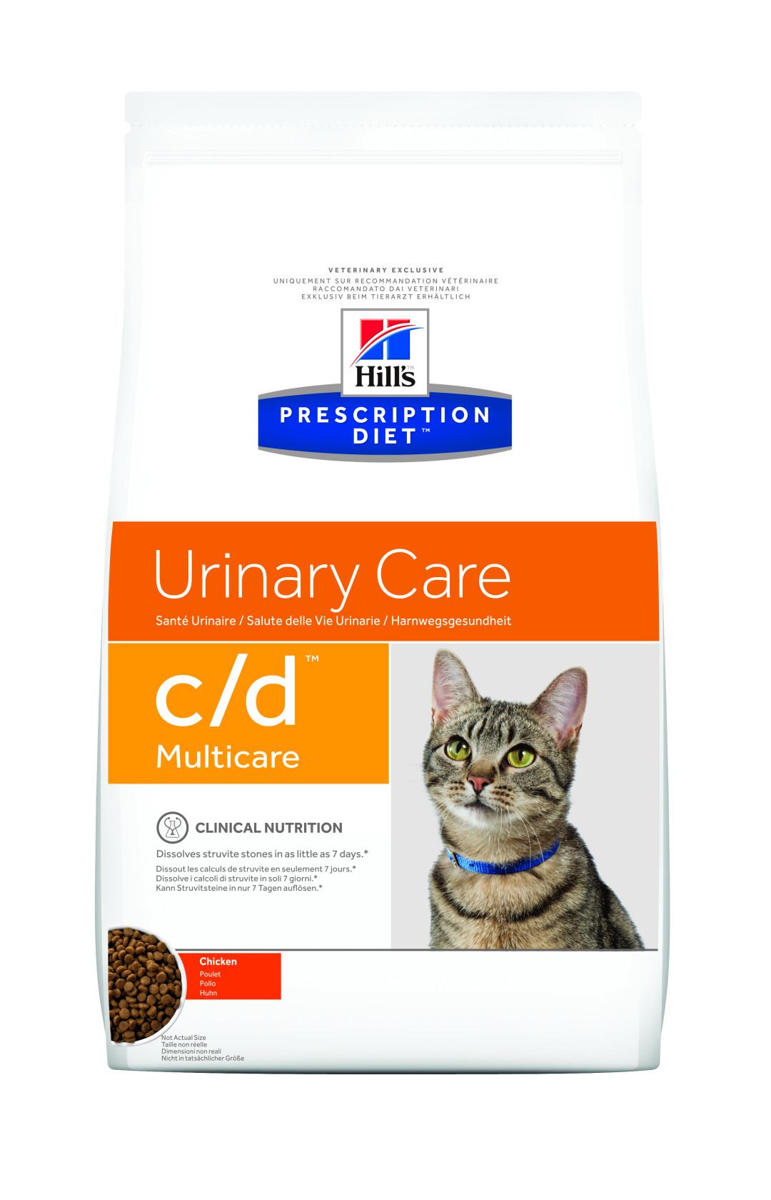 Hill's Prescription Diet c/d Multicare kip 10 kg