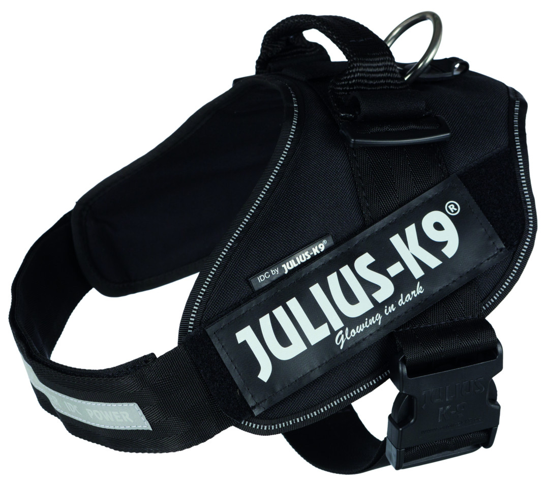 Julius K9 IDC harness black