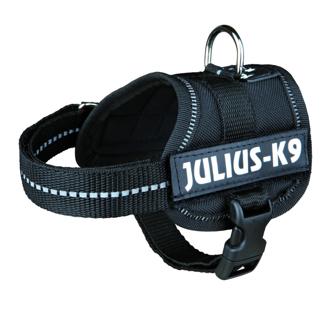 Julius K9 Powerharness black