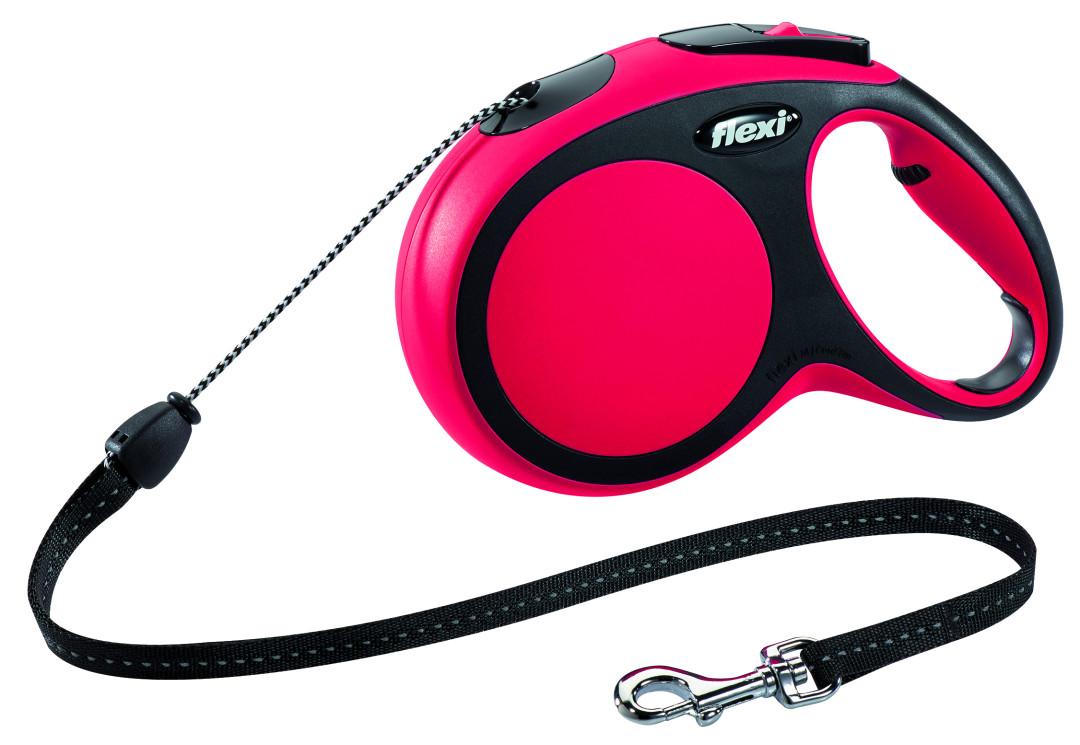 Flexi New Comfort M met koord 5 mtr
