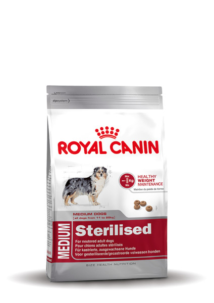 Royal Canin hondenvoer Medium Sterilised 3 kg