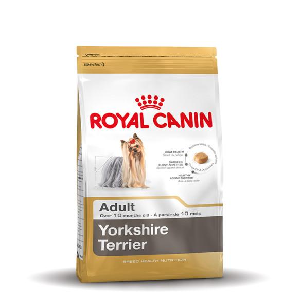 Royal Canin hondenvoer Yorkshire Terrier Adult 7,5 kg