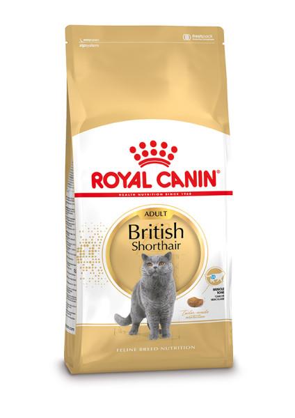 Royal Canin kattenvoer British Shorthair Adult <br>4 kg