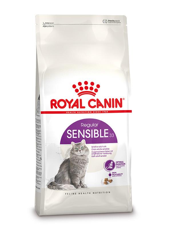 Royal Canin kattenvoer Sensible 33 10 kg