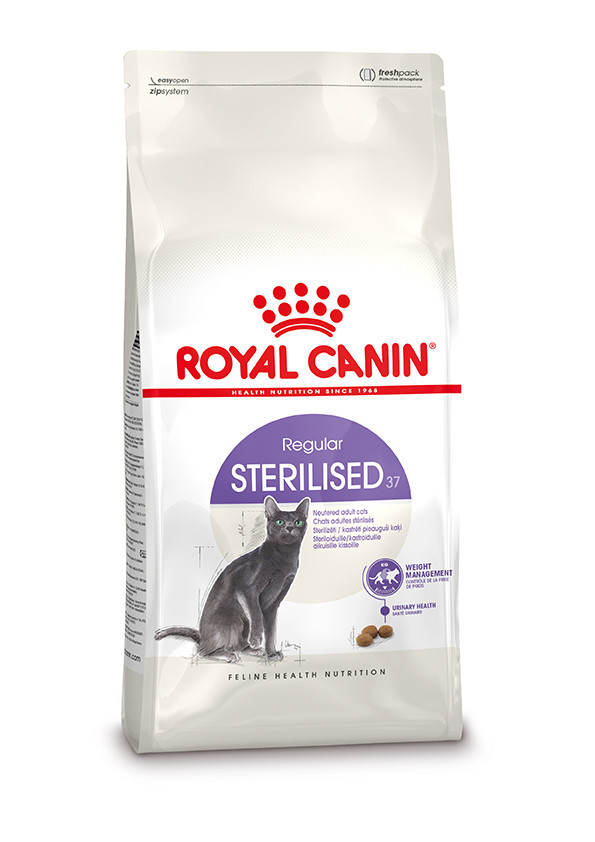 Royal Canin kattenvoer Sterilised 37 10 kg
