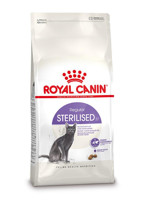 Royal Canin kattenvoer Sterilised 37 4 kg