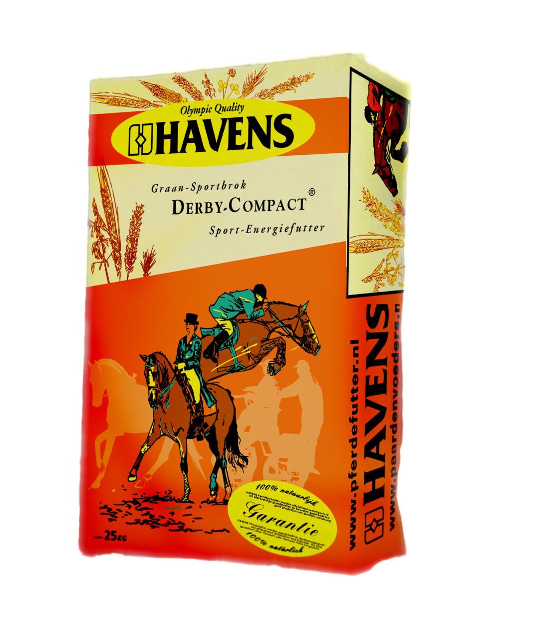 Havens Derby-Compactbrok 25 kg