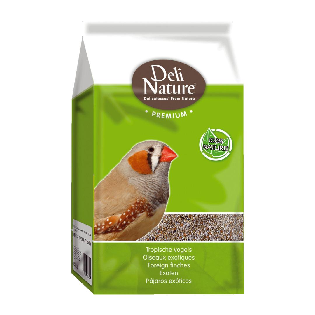 Deli Nature Premium Tropische Vogel 1 kg