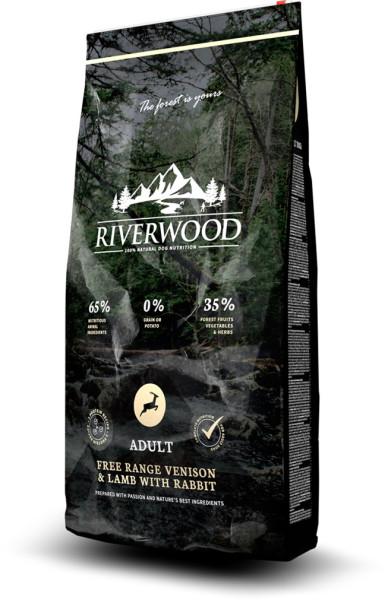Riverwood hondenvoer Adult Venison & Lamb <br>2 kg