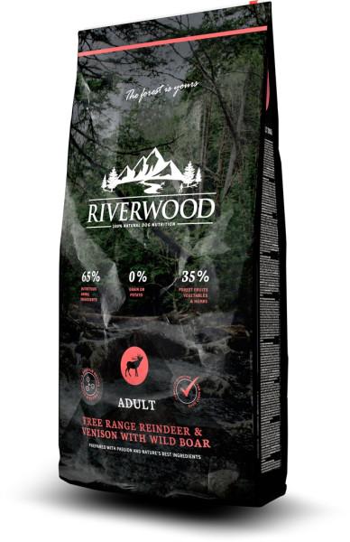 Riverwood hondenvoer Adult Reindeer & Venison 2 kg