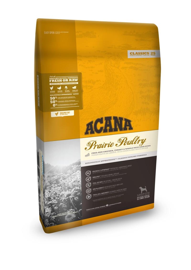 Acana Classics hondenvoer Prairie Poultry 11,4 kg