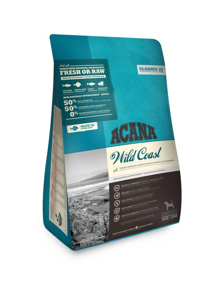 Acana Classics hondenvoer Wild Coast 340 gr
