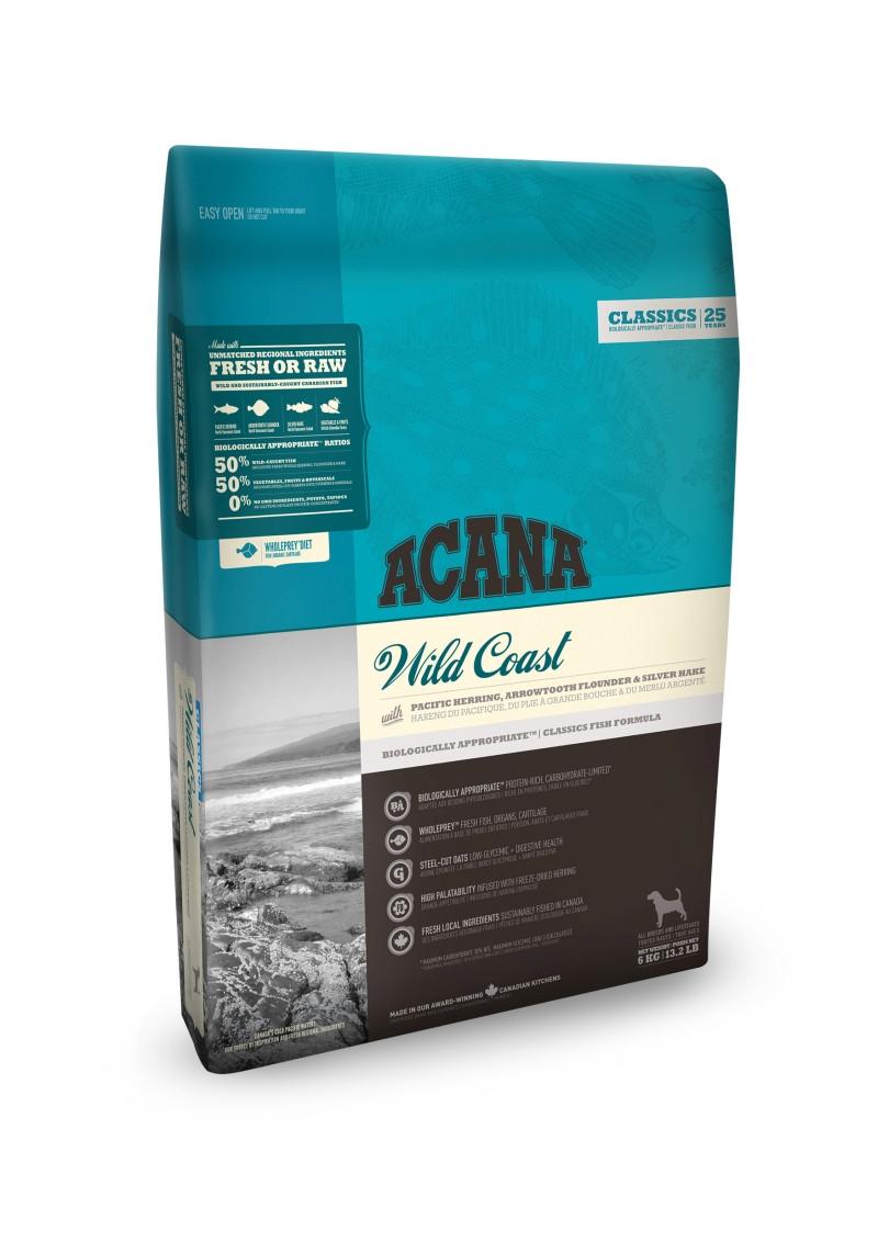Acana Classics hondenvoer Wild Coast 6 kg
