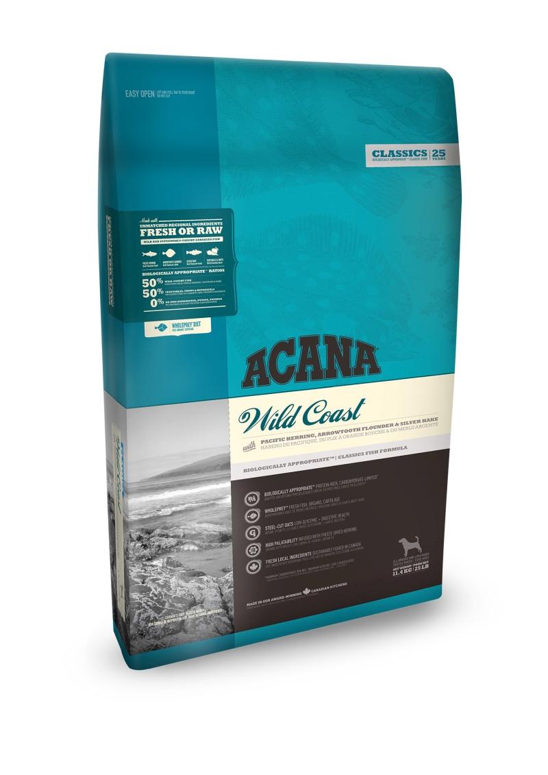 Acana Classics hondenvoer Wild Coast 11,4 kg