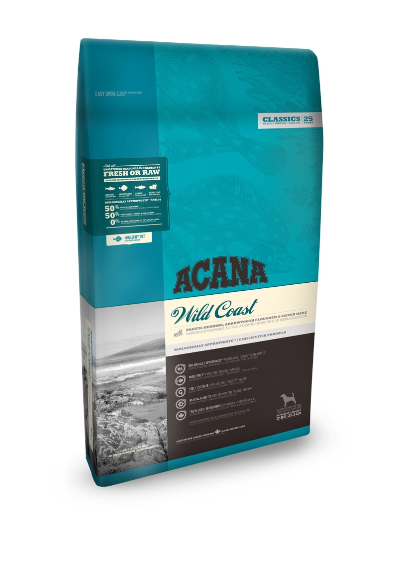 Acana Classics hondenvoer Wild Coast 17 kg