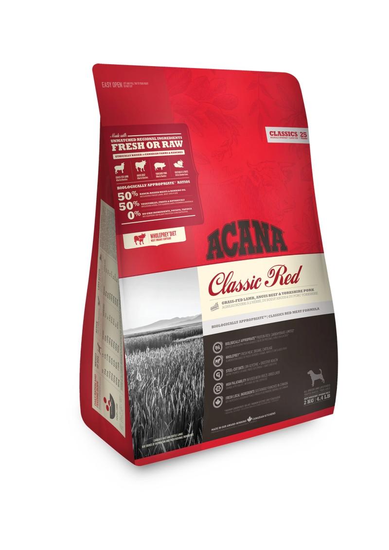 Acana Classics hondenvoer Classic Red 2 kg