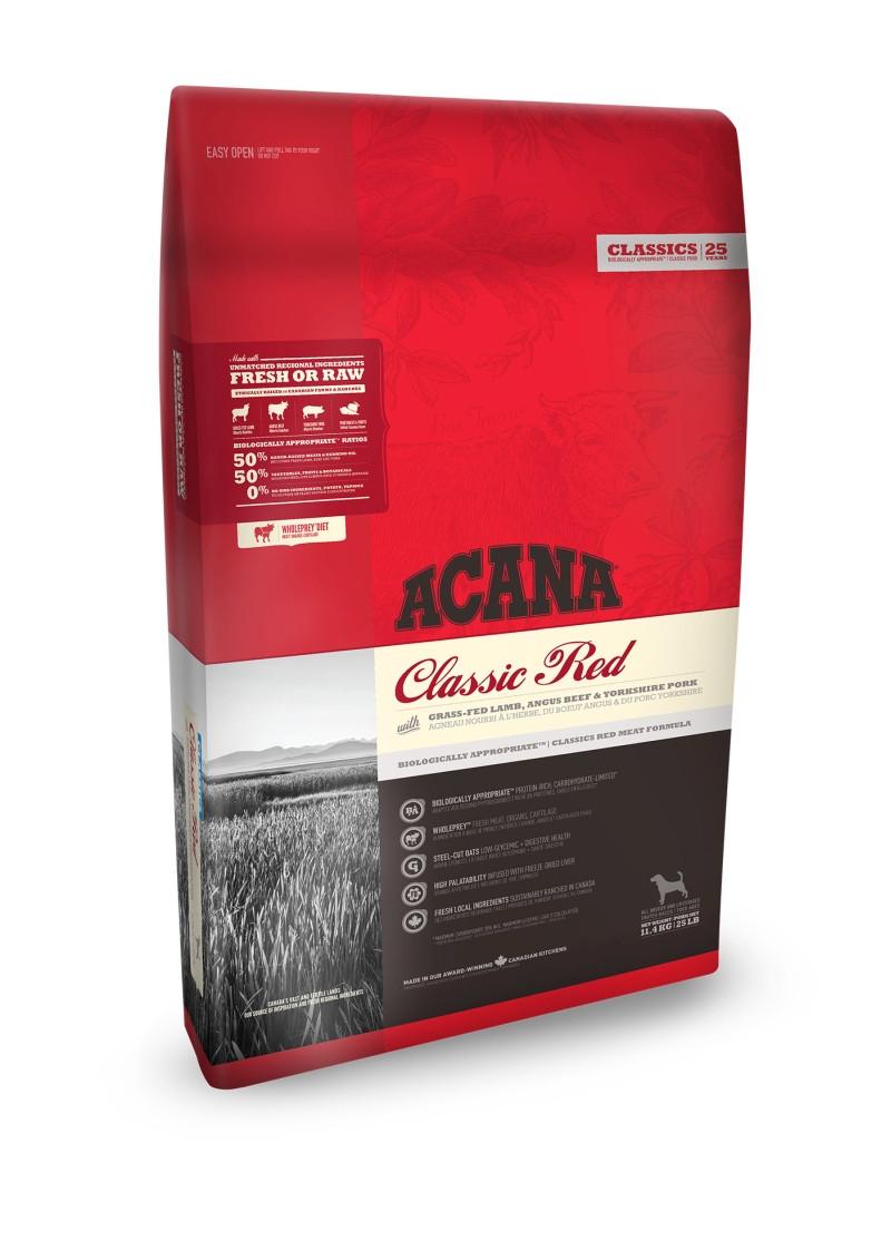 Acana Classics hondenvoer Classic Red 11,4 kg