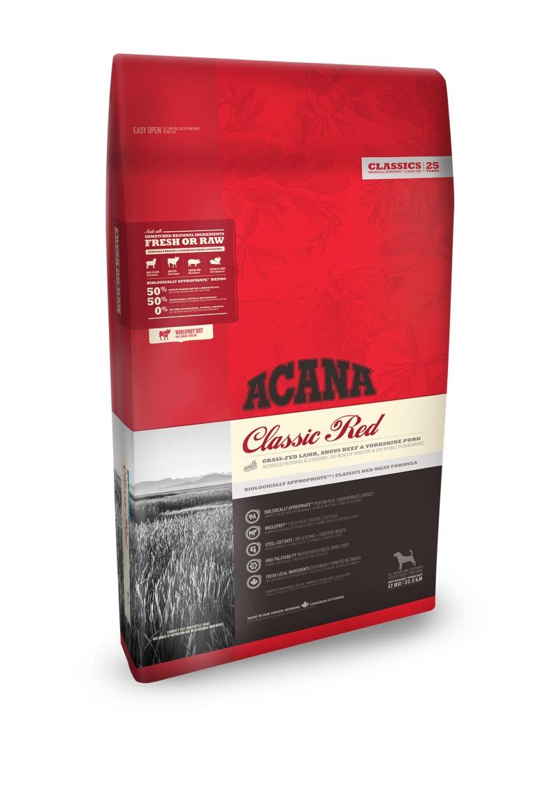 Acana Classics hondenvoer Classic Red 17 kg
