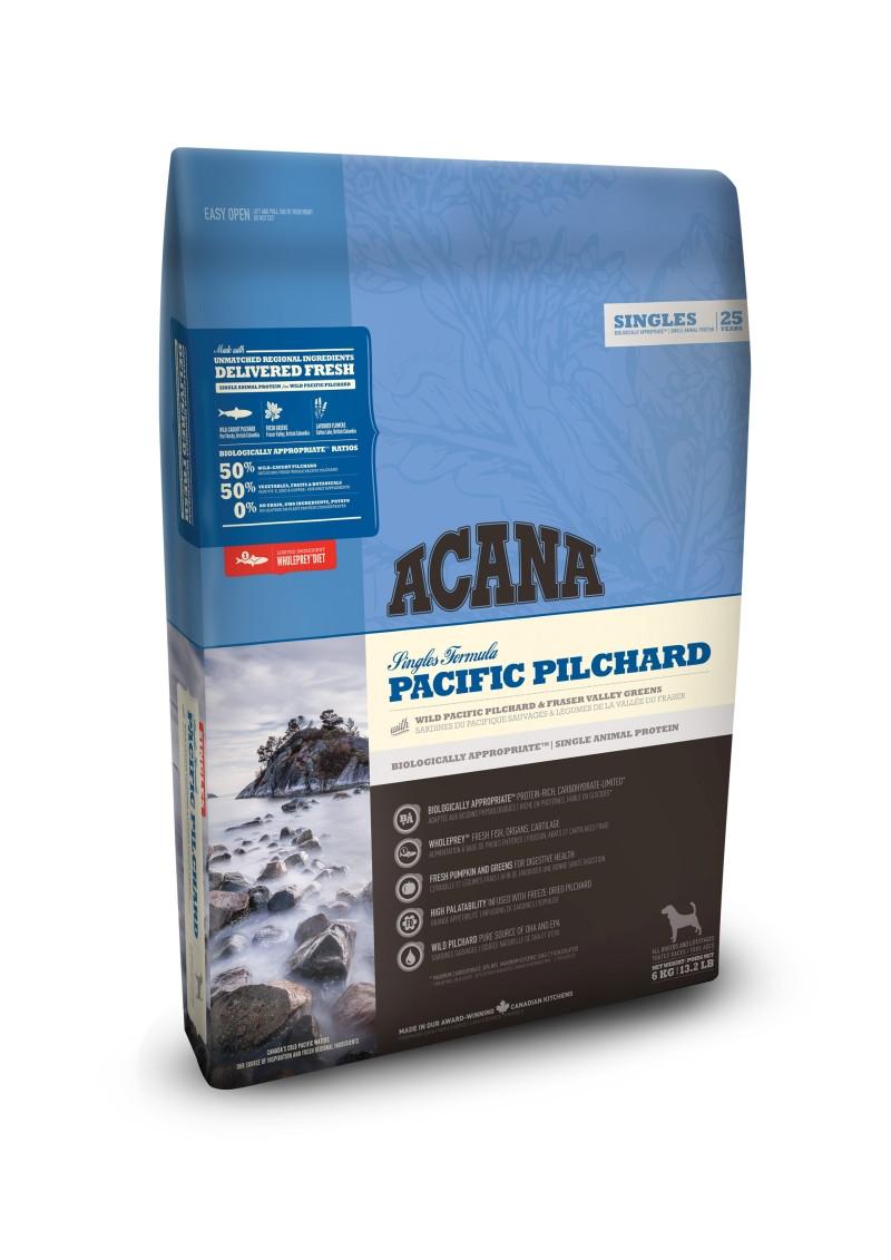 Acana Singles hondenvoer Pacific Pilchard 2 kg