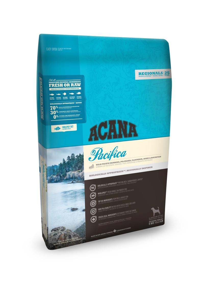 Acana Regionals hondenvoer Pacifica 11,4 kg