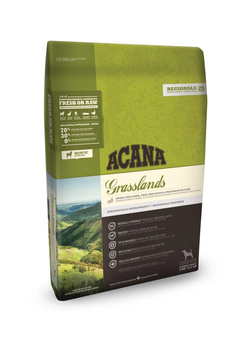 Acana Regionals hondenvoer Grasslands 11,4 kg