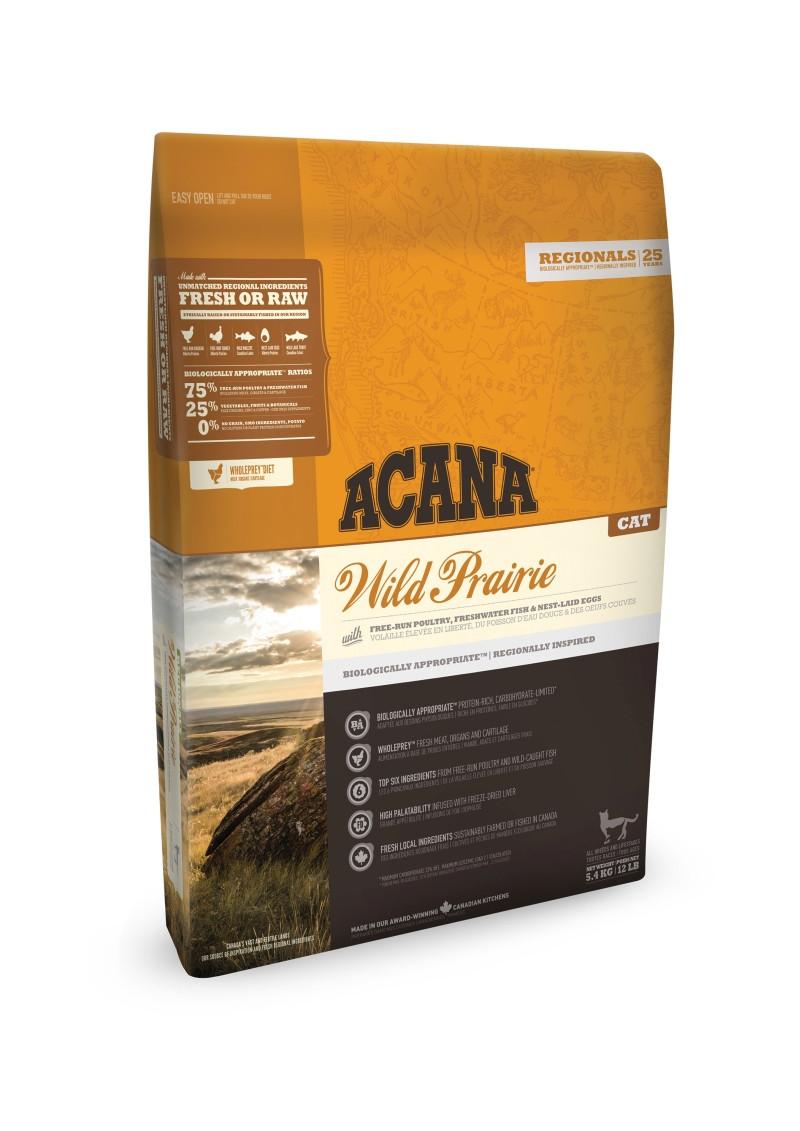 Acana Regionals kattenvoer Wild Prairie 340 gr