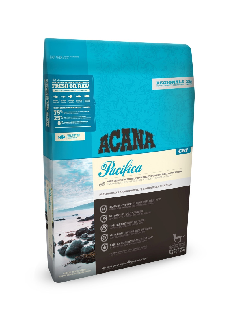 Acana Regionals kattenvoer Pacifica <br>1,8 kg