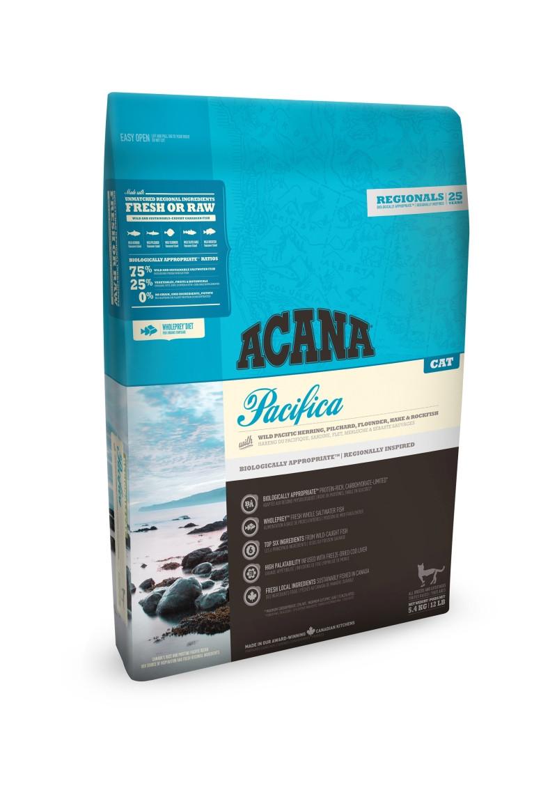 Acana Regionals kattenvoer Pacifica <br>5,4 kg