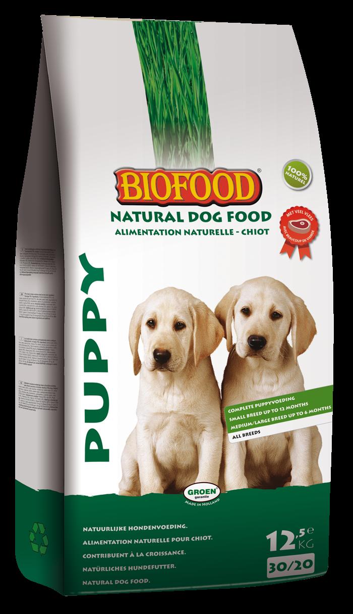 Biofood hondenvoer Puppy 12,5 kg