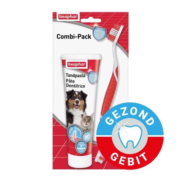 Beaphar tandpasta & tandenborstel