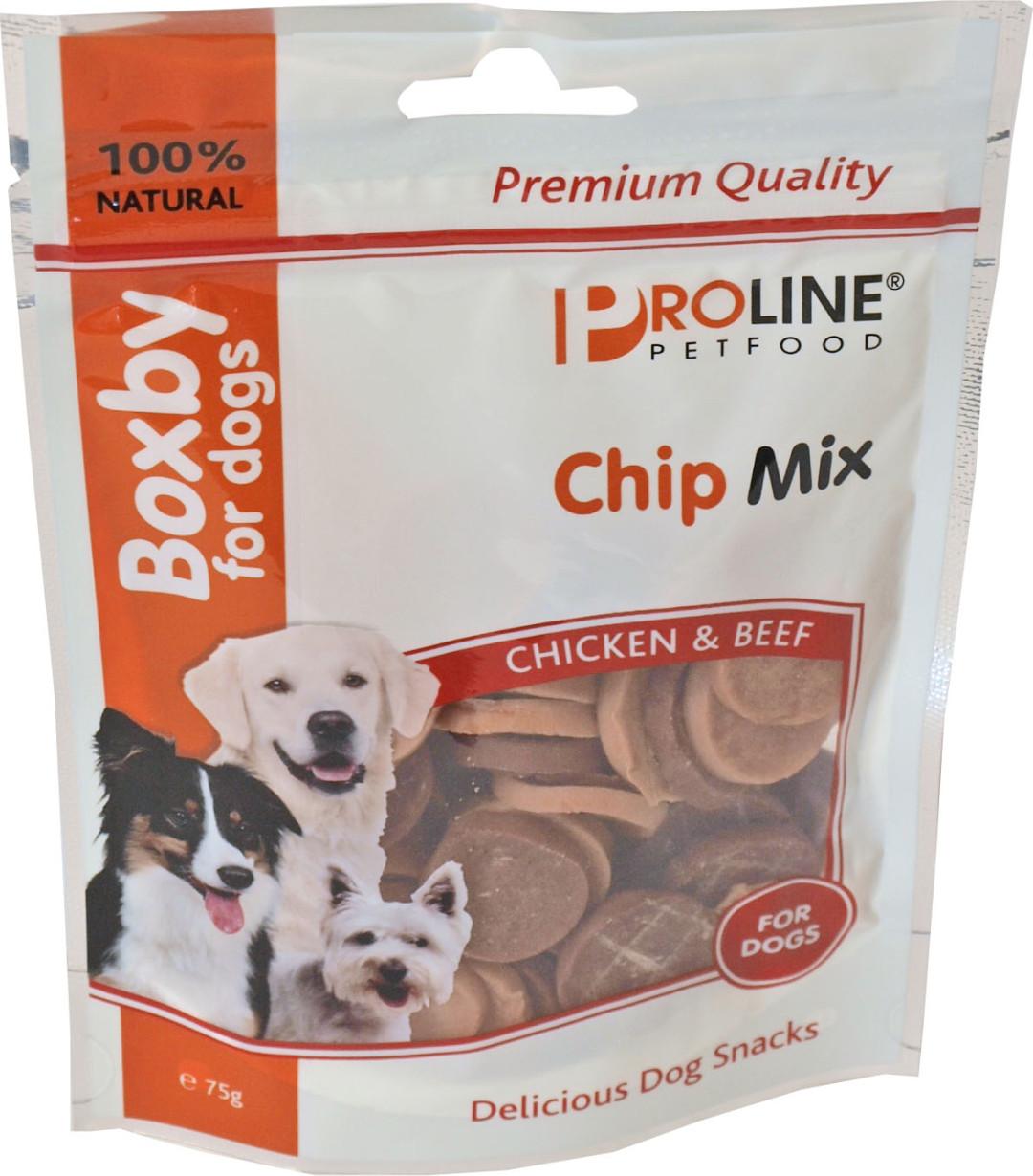 Proline Boxby Chip Mix 75 gr