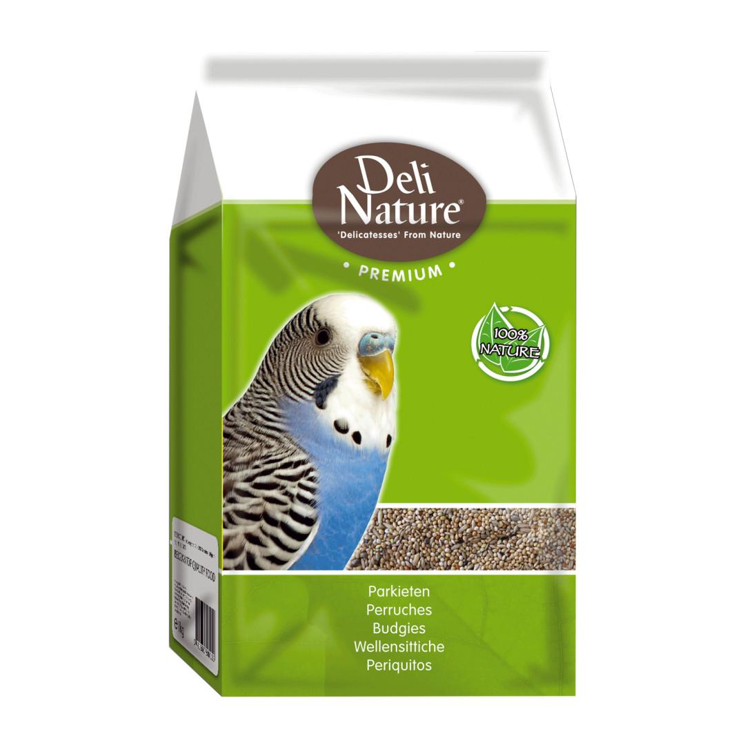 Deli Nature Premium Parkiet 1 kg