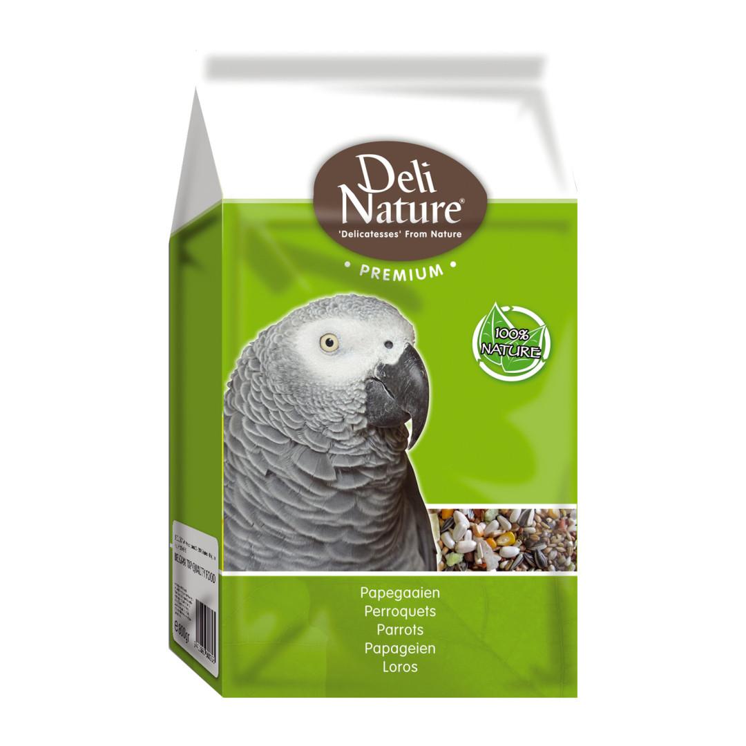 Deli Nature Premium Papegaai 800 gram