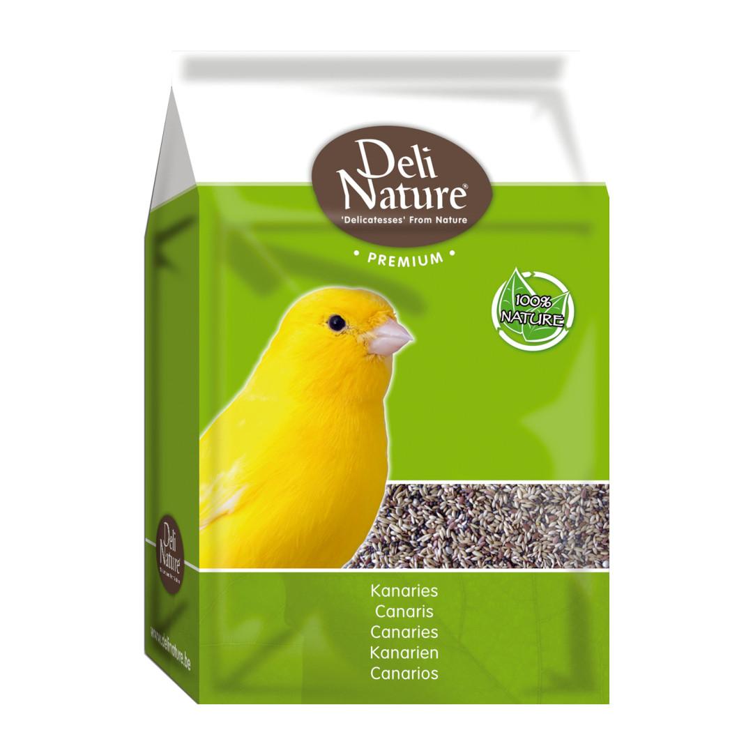 Deli Nature Premium Kanarie 4 kg