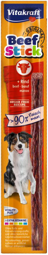 Vitakraft Beef Stick Original Rund 12 gr