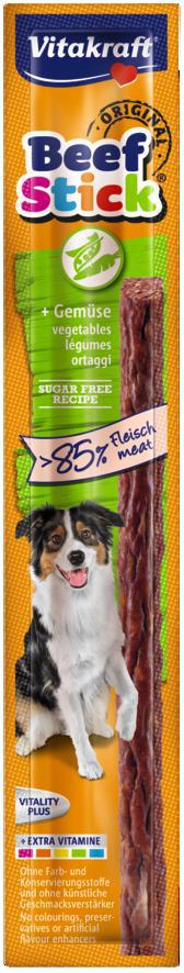 Vitakraft Beef Stick Original Groente 12 gr