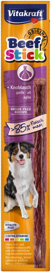 Vitakraft Beef Stick Original Knoflook 12 gr