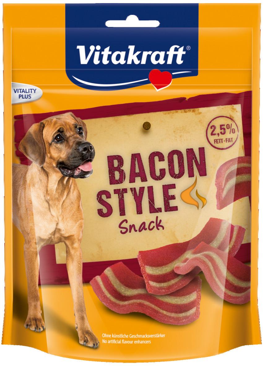 Vitakraft Bacon Style Snack 85 gr