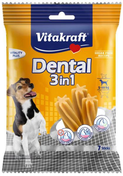 Vitakraft Dental 3in1 S 7 st