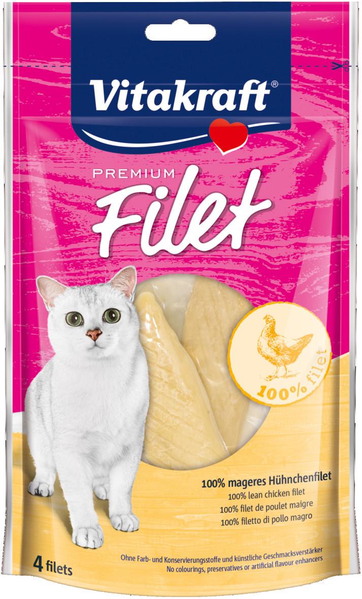 Vitakraft Premium Filet Kip 70 gr