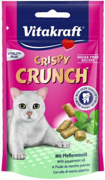 Vitakraft Crispy Crunch pepermuntolie 60 gr