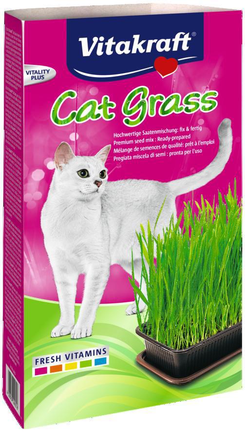 Vitakraft Cat Grass<br> 120 gr